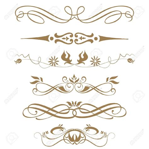 typography borders calligraphy border designs search