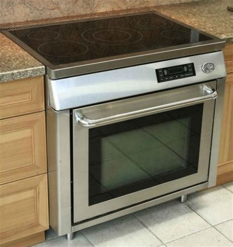 kitchenaid slide in induction stove appeals to the minimalist in me 365 five burner 36 inch induction range jpg for the