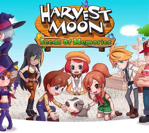 harvest moon seed bagas31 harvest moon seeds of memories pookpuk