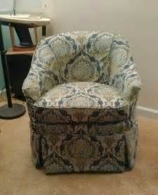 Barrel Chair Slipcover Barrel Chair