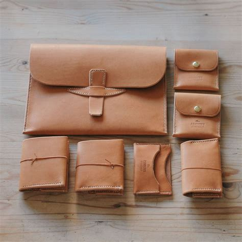 Handmade Leather Goods Uk - 25 creative handmade leather ideas to discover and try on