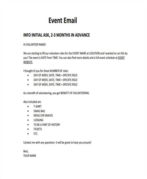 formal email format pdf 25 email exles sles pdf