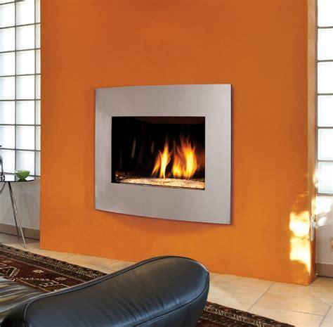 Fireplace: Inspiring Image Of Home Interior Decoration