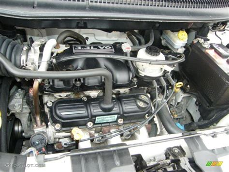 2006 Dodge Caravan Engine 2006 dodge caravan se 3 3 liter ohv 12 valve v6 engine