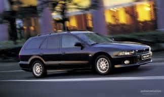 Mitsubishi Wagons Mitsubishi Galant Station Wagon 1997 1998 1999 2000
