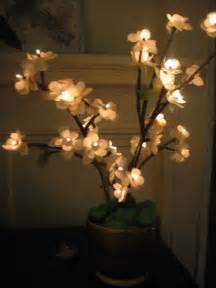 diy cherry blossom tree light crafty mccrafter pinterest