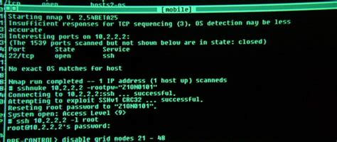 tutorial nmap portugues hacker mark deface em site usando nmap