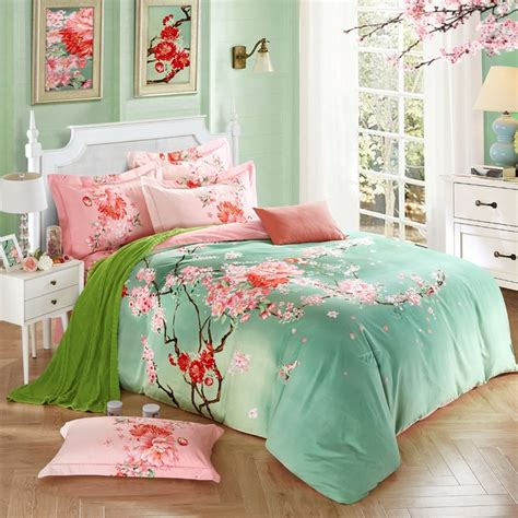 mint green coverlet mint green and pink bedding www pixshark com images