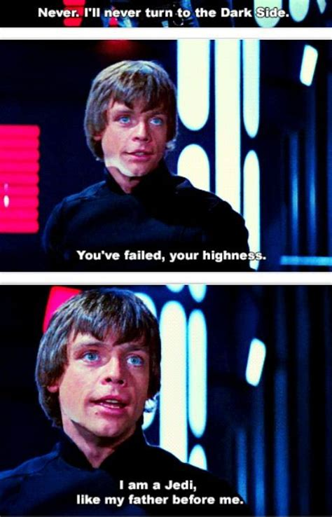 Kaos Luke Skywalker Quotes Wars wars jedi and given up on