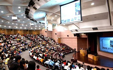 lecture room lecture room av solutions universities fe education systembridge av
