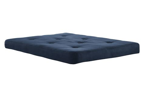 50 Inch Futon by Dorel 6 Quot Cobalt Coil Futon Mattress With Certipur Us