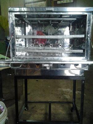 Oven Gas Murah harga oven gas khusus lapis legit pricenia