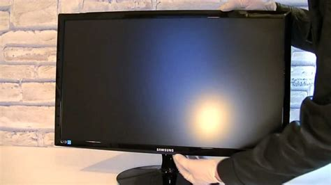 Monitor Lcd Samsung 14 Inchi samsung syncmaster s24b300h 24 quot lcd led monitor unboxing