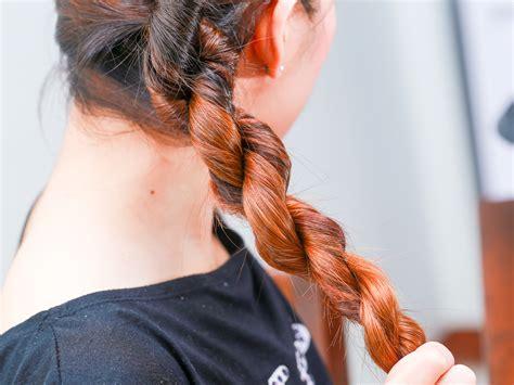 wikihow braid 5 ways to braid hair wikihow