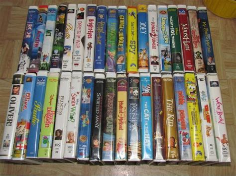 family dvd collection stratford pei 36 vhs central ottawa inside greenbelt ottawa