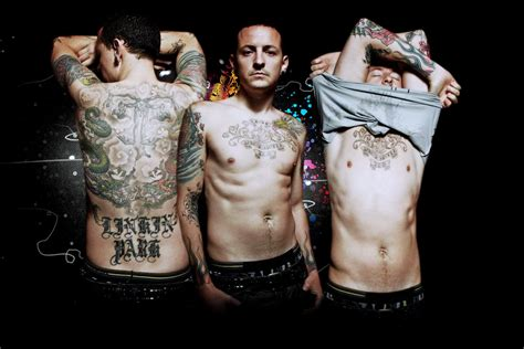 chester bennington tattoos linkin park