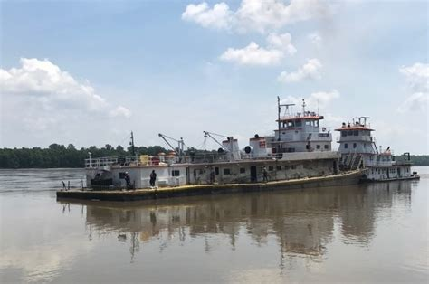 eric haney towboat towboat eric haney raised to be repaired workboat