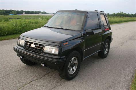 Suzuki Geo Tracker For Sale 1992 Geo Tracker 4x4 Automatic Top Like Suzuki