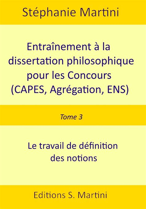 la dissertation definition r diger une dissertation philosophique save water in