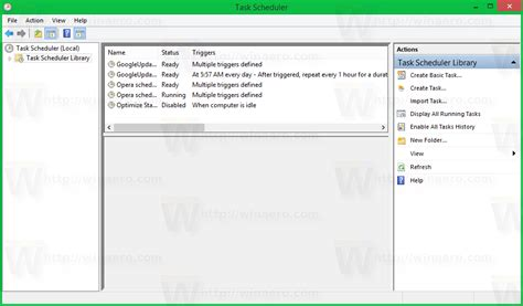 windows 7 task scheduler doesn t list my custom task s super user open any program as administrator without uac prompt