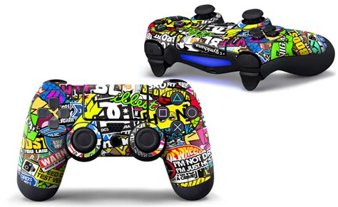 Coole Ps4 Aufkleber by Cool Fasshion 1pcs Bombs Skin For Ps4 Controller Decal
