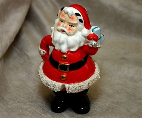 ceramic santa claus figurine vint santa fig jpg