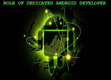 android development of dedicated resource in android application development miracle studios