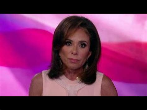 judge jeanine fox news new hair cut judge jeanine calls out treasonous gop for abandoning