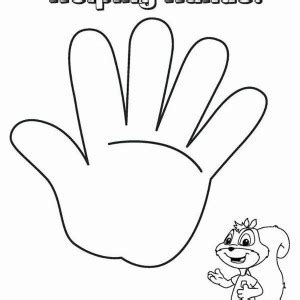 be a helping hand coloring page coloring pages