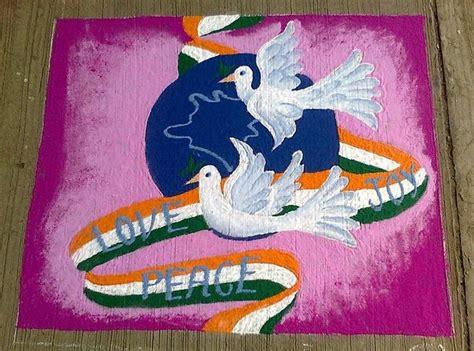 rangoli themes for republic day 1000 images about rangoli on pinterest rangoli designs