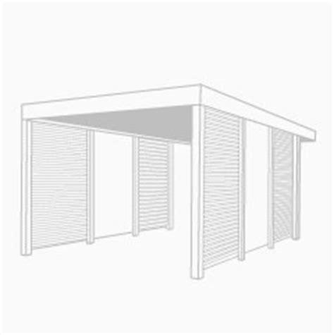 geschlossenes carport carport bausatz 187 beratung angebote k 228 uferportal