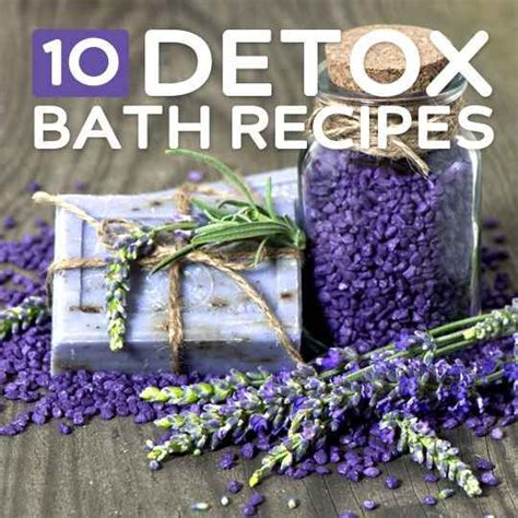 Types Of Detox Baths by 10 Detox Baths To Cleanse Relax And Rejuvenate You