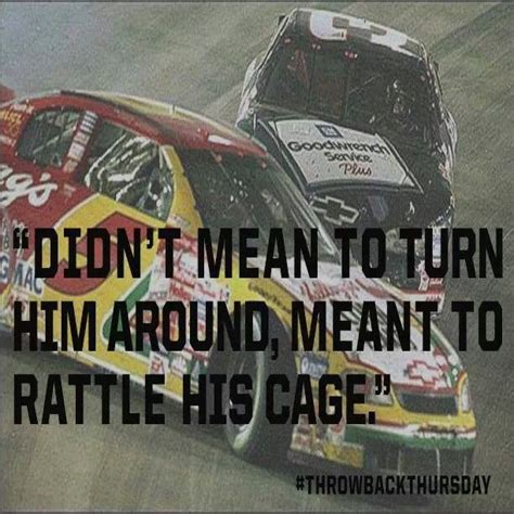 Dale Earnhardt The Intimidator Quotes dale earnhardt quotes quotesgram