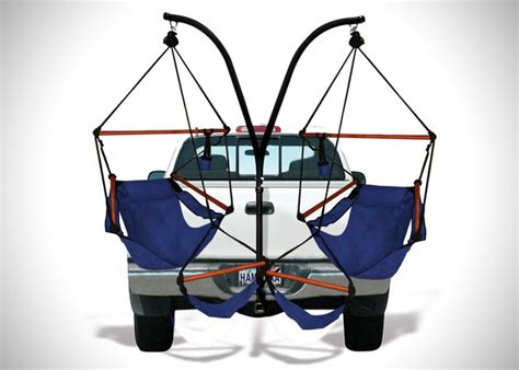 Trailer Hitch Chairs by Trailer Hitch Hammock Chair By Hammaka Hiconsumption