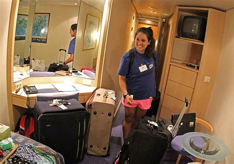 Semester At Sea Cabins by An Emotional Embarkation For All On The Summer 2012 Voyage