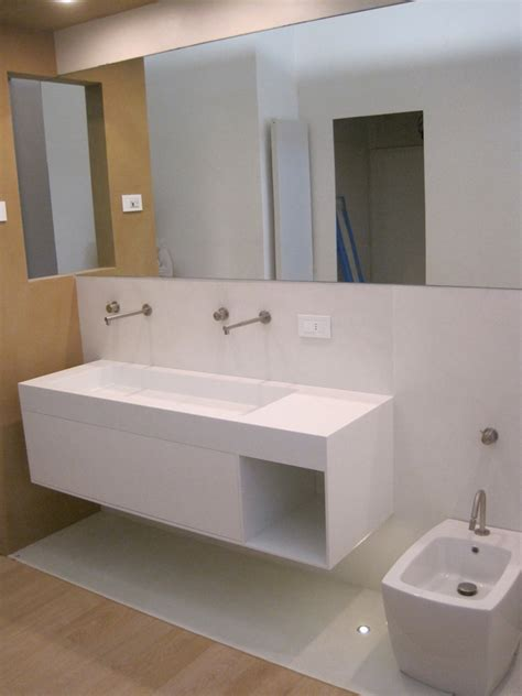 corian it bagni in dupont corian 174 effedi