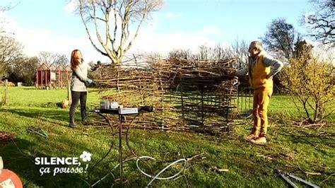 Fabriquer Une Palissade En Bois by Construire Une Palissade Occultante Silence 231 A Pousse