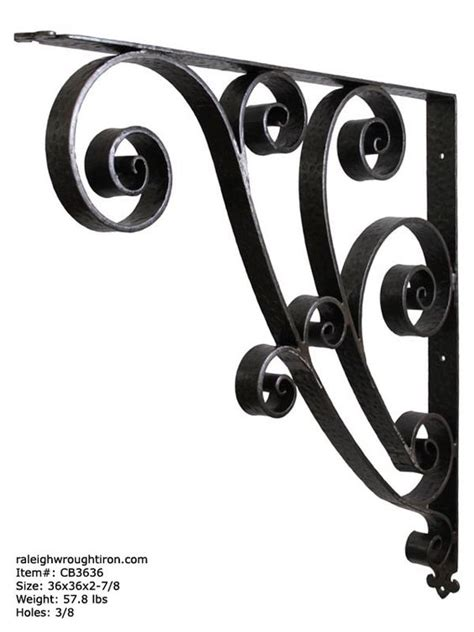 wrought iron awning brackets iron porch canopy brackets and awning corbels iron porch