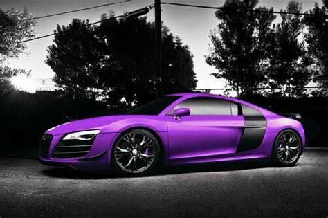 Purple Audi R8 by Stunning Cars On Quot Audi R8 Matt Purple Http T