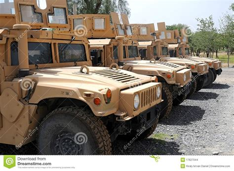 Hummer Husky Army humvee us hummer stock photo image 17627044