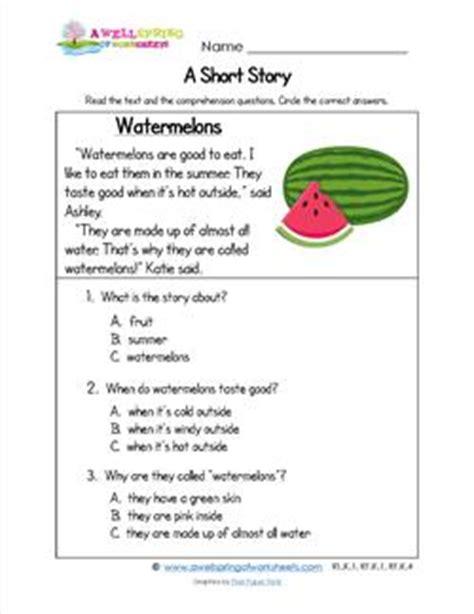 stories for kindergarten kindergarten stories watermelons a wellspring