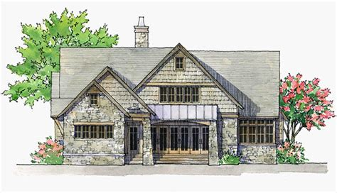 southern living house plans arts and crafts house plans
