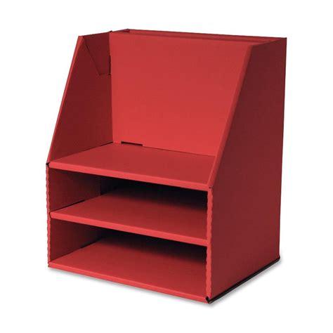 Pacon desk organizer 16 5 quot height x 13 5 quot width x 10 8 quot depth