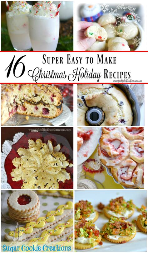 food to bring for christmas 16 easy to make recipes faith filled food for