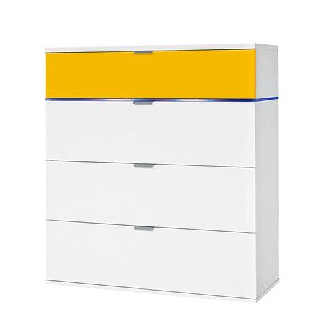 kommode gelb kommode coloursleep i polarwei 223 gelb ohne beleuchtung