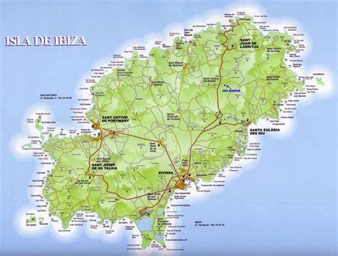 0004488962 carte touristique ibiza and villa de luxe 224 ibiza arts et voyages