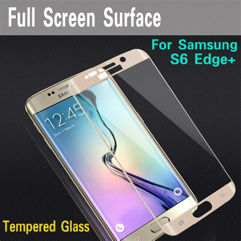 Screen Protector Samsung Galaxy S6 Edge Edge Plus Remax 3d T3009 1 mocolo brand cover 3d tempered glass for samsung s6 edge plus s6 edge screen protector