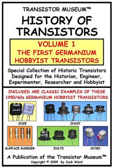 transistor history transistor museum store construction projects point contact germanium western electric vintage