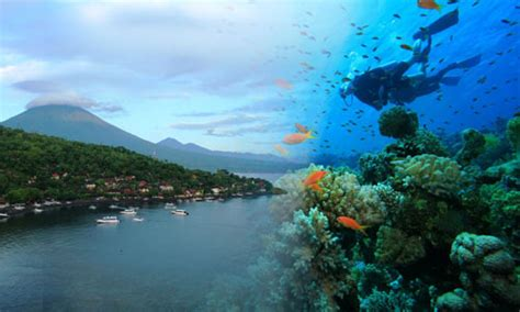 tempat tato terbaik di bali 12 tempat atau objek wisata bahari terbaik di bali
