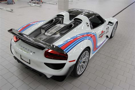 martini porsche top 10 reasons why to buy porsche 918 spyder